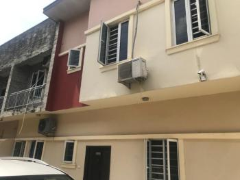 a Well Finished 4 Bedroom Semi- Detached Duplex with Bq, Road By Dominos Pizza, Agungi, Lekki, Lagos, Semi-detached Duplex for Sale