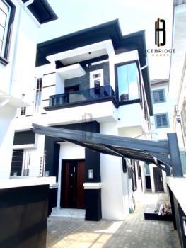 4 Bedroom Semi Detached Duplex with a Modern Finishing, Ikota, Lekki, Lagos, Semi-detached Duplex for Sale