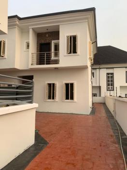 4 Bedroom Semi Detached Duplex with a Bq, Whiteoak Estate Behind Domino Pizza, Ologolo, Lekki, Lagos, Semi-detached Duplex for Sale