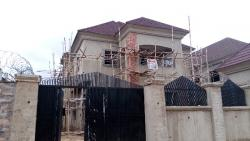 4 Bedroom Detached House With A Study And A Room Boys Quarters, Apo, Abuja, 4 bedroom, 5 toilets, 4 baths Detached Duplex for Sale