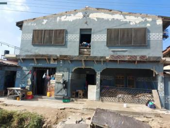 20 Rooms Tenement House on 450sqm, Ajegunle, Apapa, Lagos, House for Sale