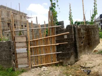 Uncompleted 2 Units of 2 Bedroom Apartment and 2 Units of 1 Bedroom Apartment, Royal Palm Estate, Badore, Ajah, Lagos, Detached Bungalow for Sale