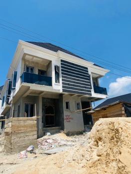 4 Bedroom Semi Detached Duplex with B/q, Ologolo, Lekki, Lagos, Semi-detached Duplex for Sale