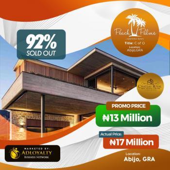 Land, Peach Palms Gra, Abijo, Lekki, Lagos, Mixed-use Land for Sale