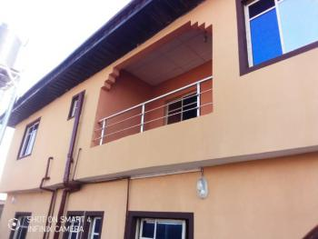 Lovely 3 Bedroom Flat, All Tiled Floor, Big Sitting Room, Itele Close to Ayobo, Ipaja, Lagos, Flat for Rent