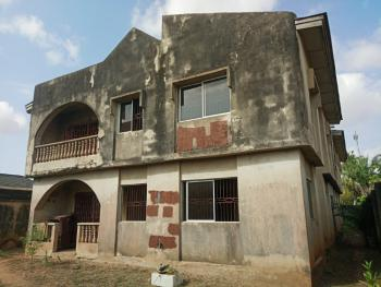 Vacant Newly Built 4 Nos 3 Bedroom Flats with 2 Nos 2 Bedroom, Akinyele Bus Stop Or Off Aina Obembe, Ipaja, Lagos, Block of Flats for Sale
