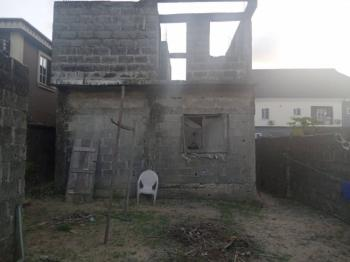 4 Units of Uncompleted 2 Bedroom Flat on Half Plot, Fidiso Estate, Abijo, Few Minutes Drive From Shoprite, Abijo, Lekki, Lagos, Block of Flats for Sale
