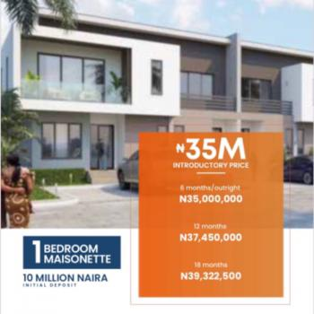 Luxury 1 Bedroom Apartment, Abraham Adesanya, Ajah, Lagos, Mini Flat for Sale