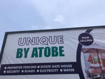 Land, Abule Oluwa, Unique By Atobe, Abijo, Lekki, Lagos, Mixed-use Land for Sale