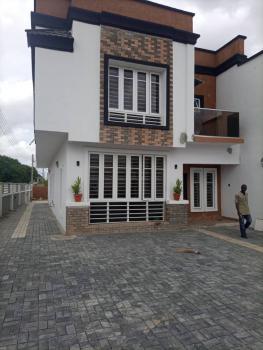 Newly Built 4 Bedroom Duplex, Carlton Gate Estate Akobo Gra, Ibadan, Oyo, Terraced Duplex for Sale