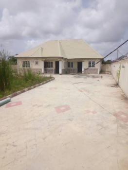 3 Bedroom Bungalow Apartment, Ilogbo Road Off Iyanaera, Ojo, Lagos, Detached Bungalow for Sale