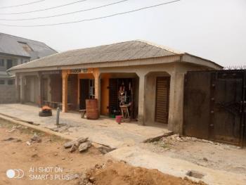 3 Bedroom Flats and 4 Shops, Aboru, Ipaja, Lagos, House for Sale