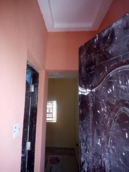 One Bedroom Flat with Two Toilet, Basic Estate, Lokogoma District, Abuja, Mini Flat for Rent
