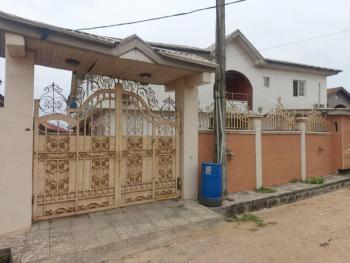 Lovely 5 Bedroom Semi Detached Duplex with a Standard Bq, Aladura Estate Anthony Village, Anthony, Maryland, Lagos, Semi-detached Duplex for Sale