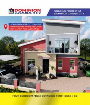 Estate Land, Airport Road, Behind Dynamics Glory Dome, Lugbe District, Abuja, Residential Land for Sale