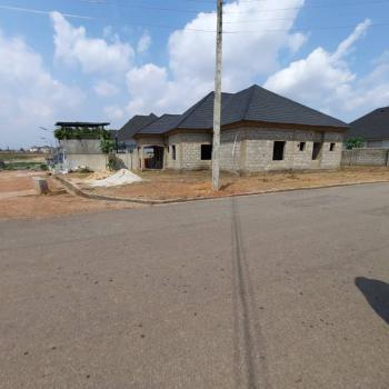 4 Bedroom Bungalow Carcass, Behind Sun City Estate, Galadimawa, Abuja, Detached Bungalow for Sale