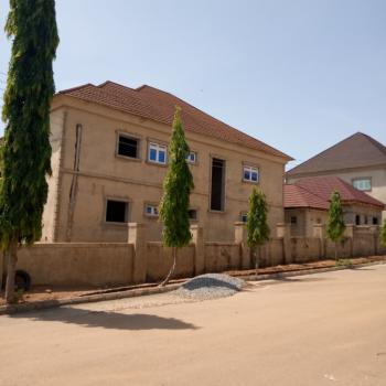 5 Bedroom Duplex with Two Units of Bq, River Valley, Lokogoma District, Abuja, Detached Duplex for Sale