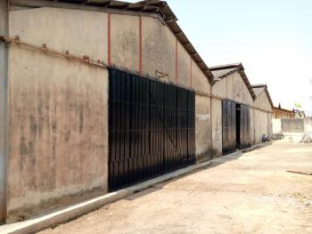 3 Bay Warehouse of 4,500 Sqm on 2 and Half Acres of Land, Industrial Estate, Oregun, Ikeja, Lagos, Warehouse for Rent