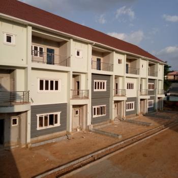 4 Bedroom Duplex Terrace, Off Okonjo Iweala Street, Utako, Abuja, Terraced Duplex for Sale