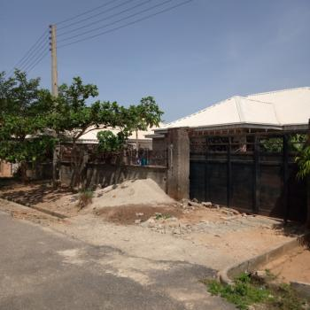 3 Bedroom Bungalow with Bq Space, Estate, Lokogoma District, Abuja, Detached Bungalow for Sale