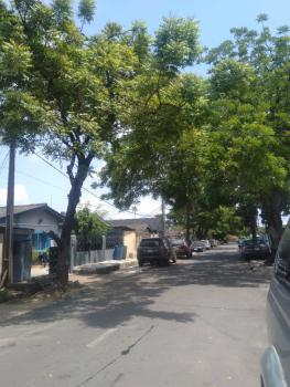 1293 Sqm with Structure, Eric Moore, Surulere, Lagos, School for Sale
