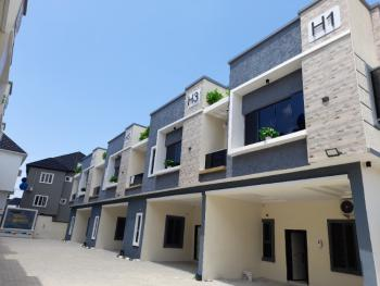 State of The Art 4 Bedroom Terrace in a Great Location (smart Home), Ikota, Lekki, Lagos, Terraced Duplex for Sale
