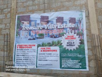 Brand New 4 Bedroom Terrace Duplex., After Winners Church, Lugbe District, Abuja, Terraced Duplex for Sale