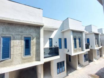 4 Bedroom Terrace Duplex in Nowith Bq, Agungi, Lekki, Lagos, Terraced Duplex for Sale