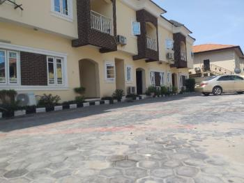 Brand New 4 Bedroom Terrace Duplex Fitted with Ac Corner Piece, Ikate, Lekki, Lagos, Terraced Duplex for Rent