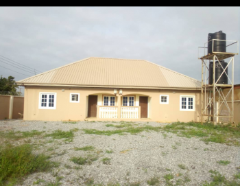 Affordable 2 Units of 2 Bedroom Apartment, Federal Housing, Fha (f.h.a), Lugbe District, Abuja, Semi-detached Bungalow for Rent