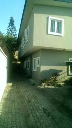A Spacious  2 Bedroom Flat + A Room Bq ( Alone In A Comp), Lekki Phase 1, Lekki, Lagos, 2 bedroom, 3 toilets, 2 baths Flat / Apartment for Rent