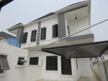 Beautiful 4 Bedroom, Chevy View Estate, Lekki, Lagos, Semi-detached Duplex for Rent