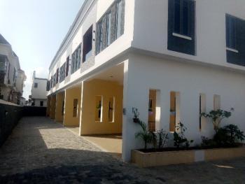 a Wonderfully Finished 4 Bedroom in a Water Front Westend Estate, Westend Estate Lekki County Home Ikota Villa Estate., Ikota, Lekki, Lagos, Terraced Duplex for Sale