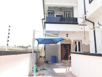 Massive 4 Bedroom Semi Detached, Orchid Road Bu Chevron Tollgate, Lekki Phase 2, Lekki, Lagos, Detached Duplex for Sale