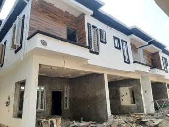 4 Bedroom  Semi Detached House, Off Orchid Road Just By Chevron Head Office, Lekki Phase 2, Lekki, Lagos, Semi-detached Duplex for Sale
