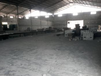 Warehouse with a Separate Office & Big Parking Spaces, Industrial Estate, Oregun, Ikeja, Lagos, Warehouse for Rent