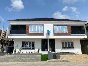 a Build to Finish Semi Detached Duplex, Vgc, Lekki, Lagos, Semi-detached Duplex for Sale