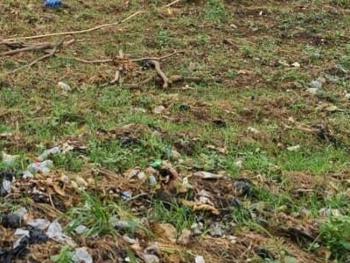 Fenced Land Measuring 1,524.116sqm, Alagomeji, Yaba, Lagos, Mixed-use Land for Sale