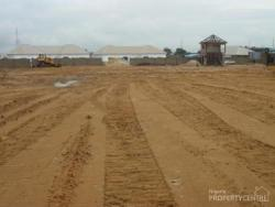 3 Acres Of Land Off Wharf Road, Ogolonto For Sale, Ebute, Ikorodu, Lagos, Mixed-use Land for Sale