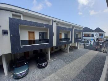 a Stunning 4 Bedroom Terrace Duplex, Chevron Drive, Lekki, Lagos, Flat for Rent
