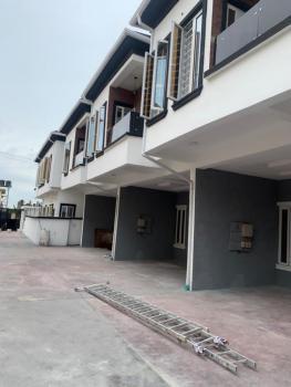 4 Bedrooms Terrace, Olokonla, By Lagos Business School, Ajah, Lagos, Terraced Duplex for Rent
