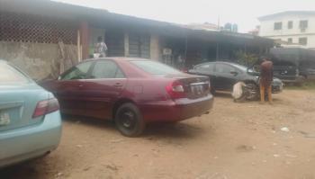 1100sqm Land (2 and Half Plots of Land), Aviation Estate, Off Intl Airport Road, Mafoluku, Oshodi, Lagos, Mixed-use Land for Sale