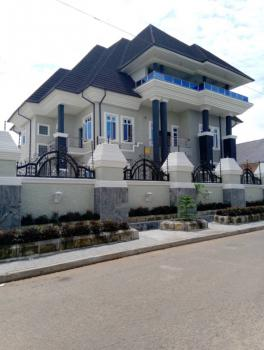 Brand New 6 Bedroom Fully Detached Duplex with 2rooms Bq, Penthouse, Zone 3, Wuse, Abuja, Detached Duplex for Sale