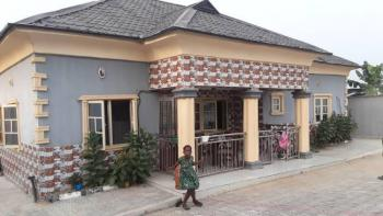 3 Bedroom with a Room Self Contain and 2 Shops in Front, Mowonla Ijede Ikorodu, Ijede, Lagos, Detached Bungalow for Sale