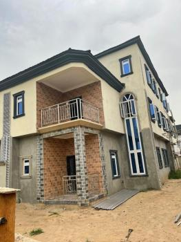 Newly Built 5 Bedroom Semi Detached Duplex with Bq, Maryland, Lagos, Semi-detached Duplex for Sale