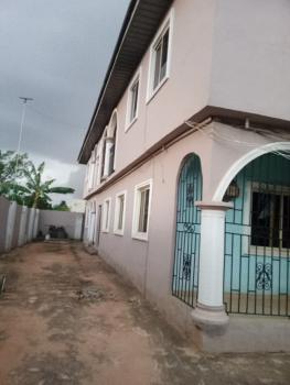 2 Bedrooms Apartment. Upstairs, Guobadia, Off Country Home Road, Benin, Oredo, Edo, Flat for Rent