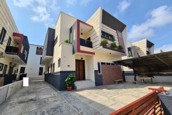 Contemporary and Luxury 5 Bedroom Detached House with Bq, Chevron Toll Gate, Lekki, Lagos, Detached Duplex for Sale
