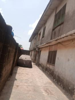 Strategic 4 Units of 3 Bedroom Flats Very Close to Bus Stop, Bus Stop, Abule Egba, Agege, Lagos, Block of Flats for Sale