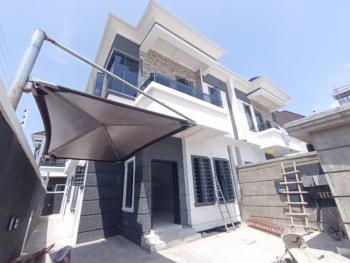 Newly Built Spacious 4 Bedroom Semi Detached Duplex with a Room Bq, Ikate Elegushi, Lekki, Lagos, Semi-detached Duplex for Sale