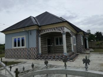 Neatly Finished 3 Bedroom Bungalow, Along Abak Road, By Waec Officce, Uyo, Akwa Ibom, Semi-detached Bungalow for Sale